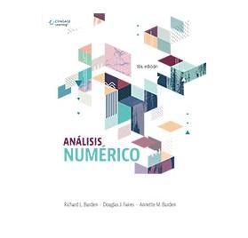 ANALISIS NUMERICO 10 ª EDICION