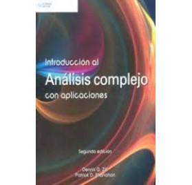 ANALISIS COMPLEJO CON APLICACIONES  2ª Edición
