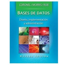BASES DE DATOS   9ª Edición