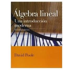 ALGEBRA LINEAL 3ª Edición